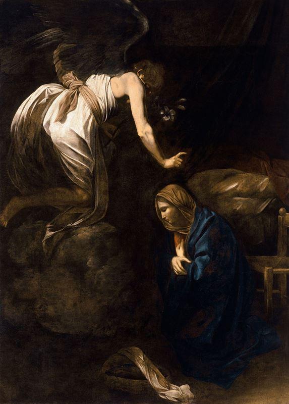 Meryem'e Müjde, 1608-1610 resmi