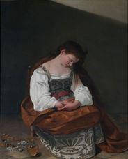 Tövbekâr Maria Magdalena, 1596-1597