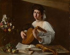 Show Lute-Player, 1595-1596 details