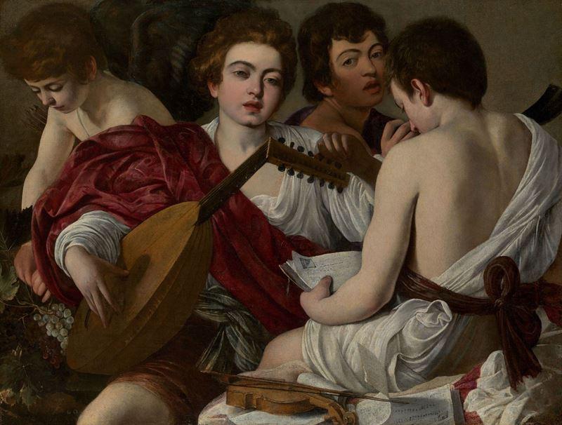 Müzisyenler, 1597 resmi