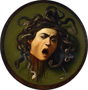 Picture of Caravaggio:  Medusa'nın Öyküsü