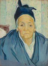 Show An Old Woman of Arles, 1888 details