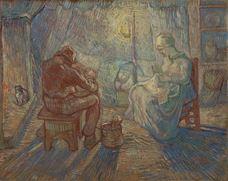 Akşam (Millet'den esinle), 1889