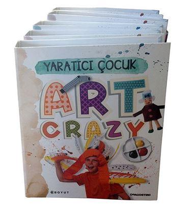 Art Crazy - Yaratıcı Çocuk Seti