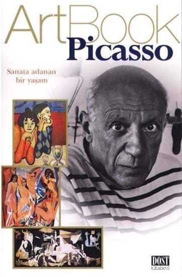 Art Book - Picasso - Sanata Adanan Bir Yaşam