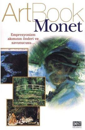 Art Book - Monet - Empresyonizm Akımının Önderi