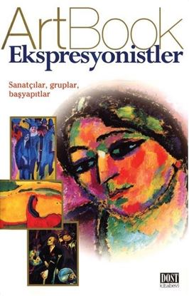 Picture of Art Book - Ekspresyonistler