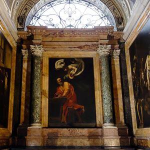 Picture of Chapel of the Contarelli - Caravaggio