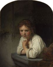 Penceredeki Kız, 1645