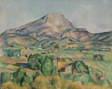 Show Mont Sainte-Victoire, 1892-1895 details