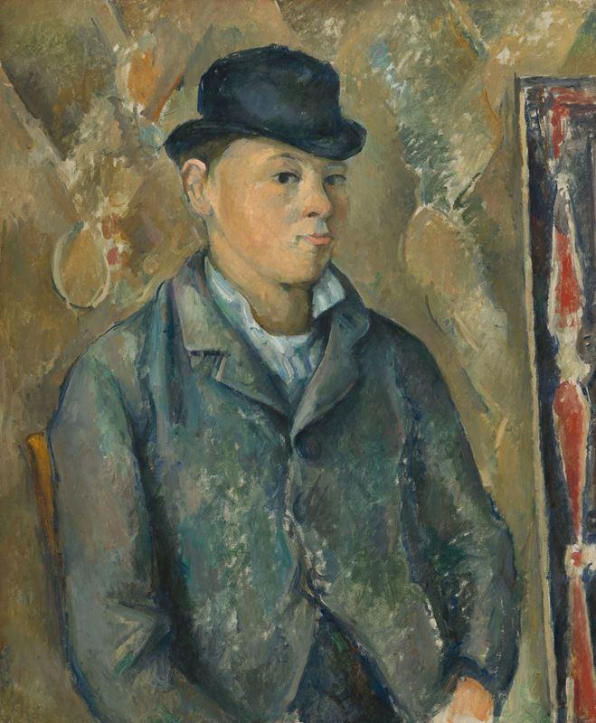 Sanatçının Oğlu, Paul, 1885-1890 resmi