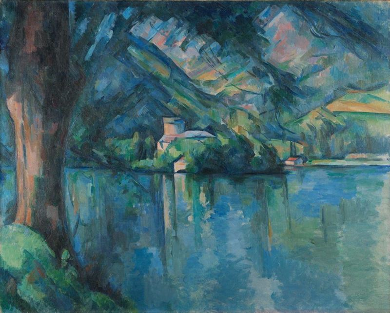 Picture for Lake Annecy, 1896