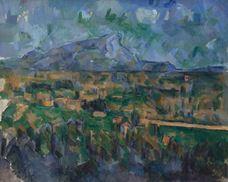 Show Mont Sainte-Victoire, 1902-1906 details