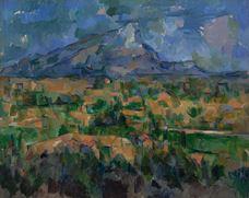 Show Mont Sainte-Victoire, 1902-1904 details
