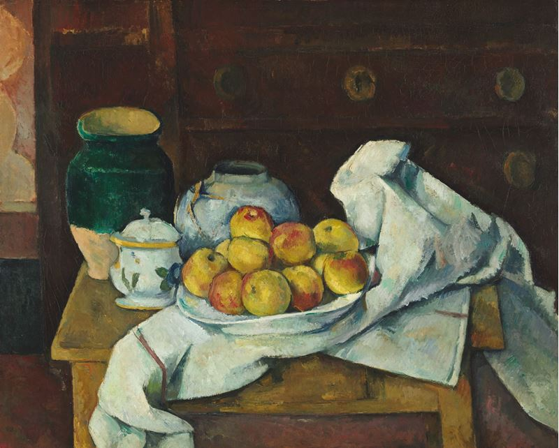 Picture for Still Life with Commode, c. 1887-1888