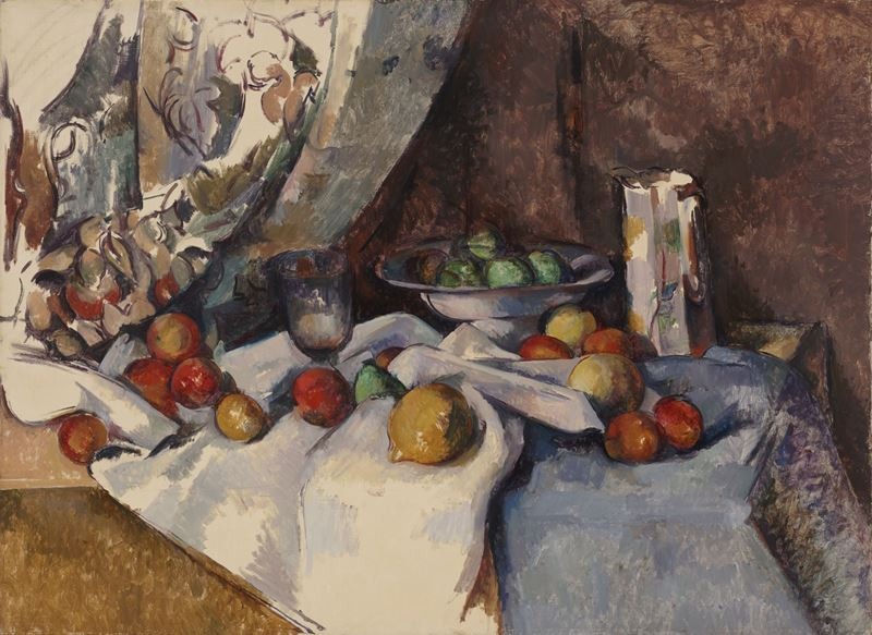 Picture for Still Life with Apples, 1895-1898