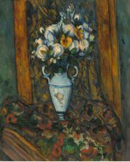 Çiçek Vazosu, 1900-1903