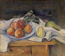 Show Fruit on a Table, 1890-1893 details