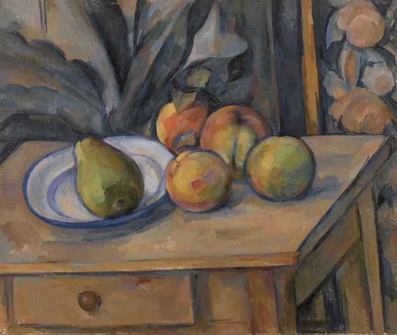 Picture for The Large Pear, 1895-1898