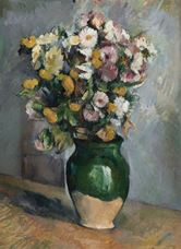 Show Still Life with Flowers, c. 1880 details