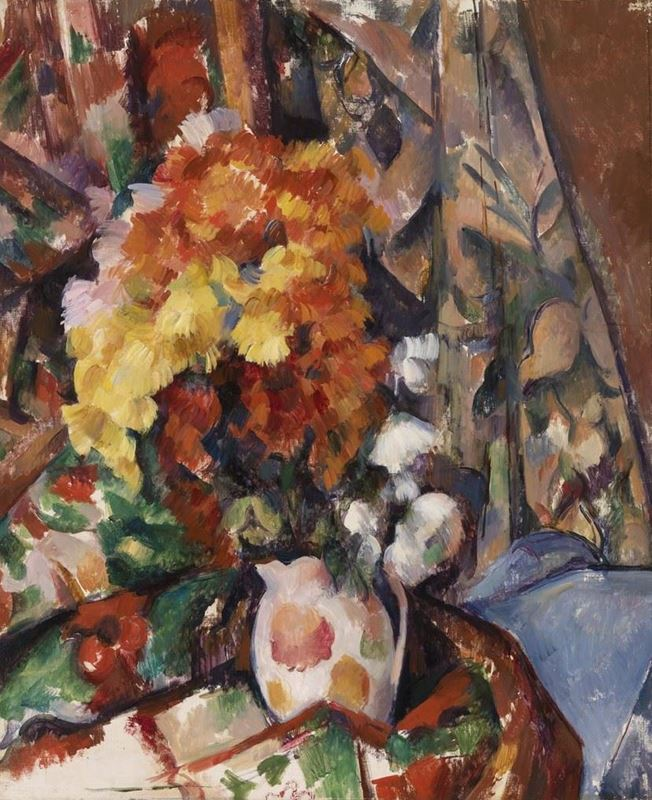 Picture for The Flowered Vase, 1896-1898