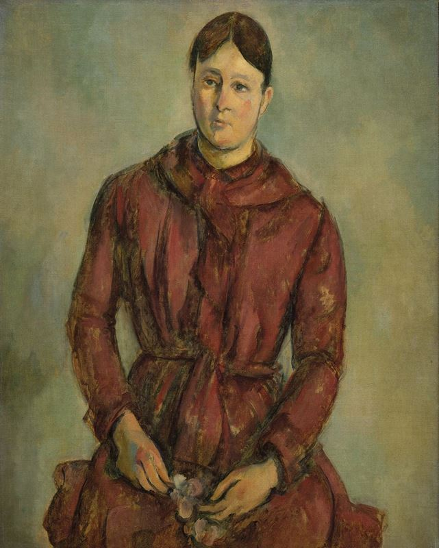 Picture for Madame Cézanne, 1888-1890
