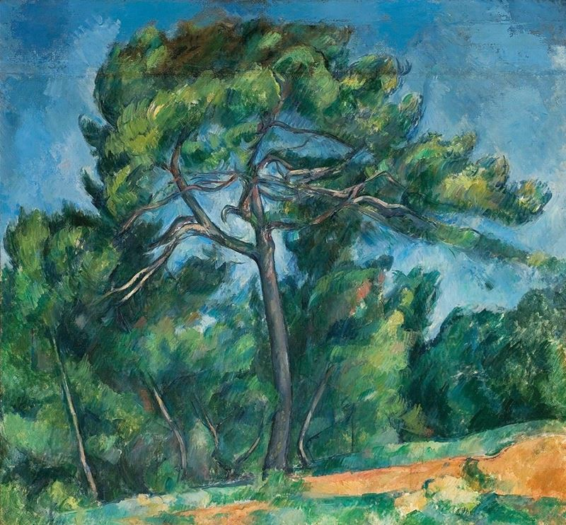 Picture for The Great Pine, 1890-1896