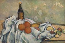 Şişe ve Meyveler, 1890 dolayları