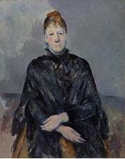 Show Madame Cézanne, 1888-1890 details