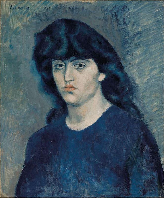 Suzanne Bloch'un Portresi, 1904 resmi