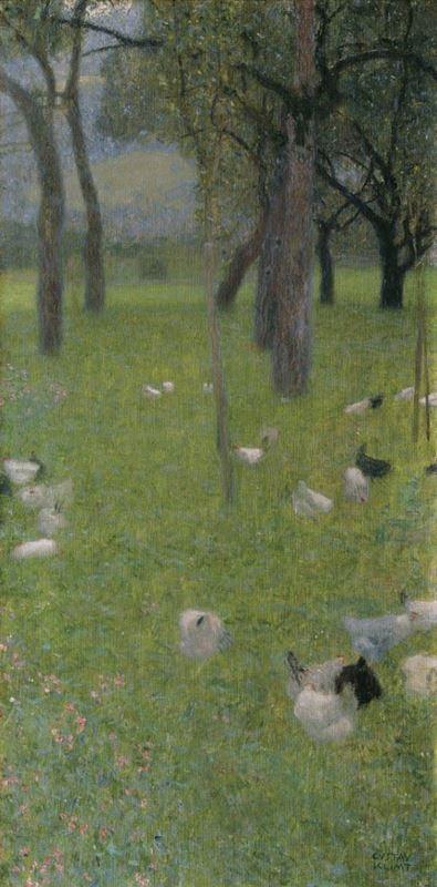Yağmurdan Sonra, 1898 resmi