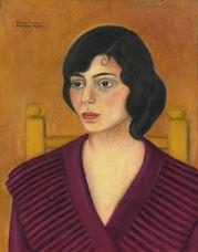 Show Portrait of Miriam Penansky, 1929 details