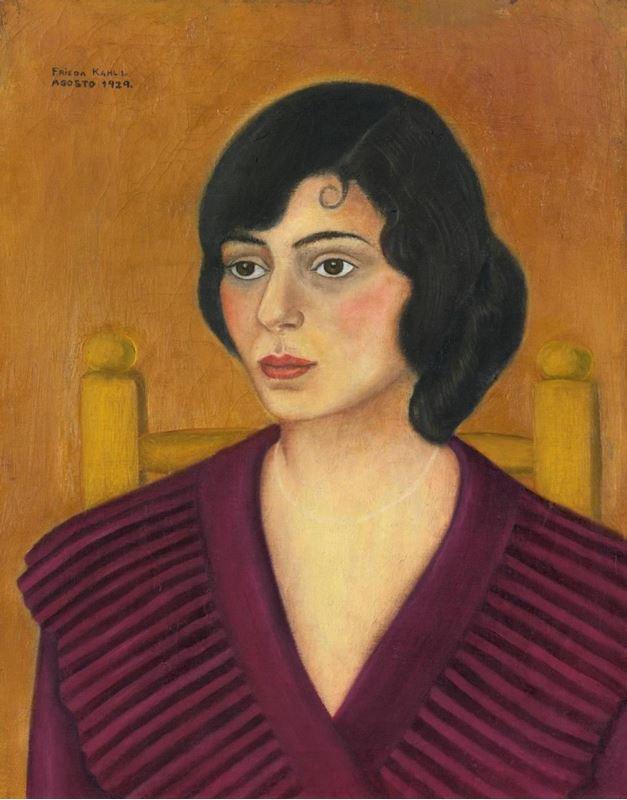 Miriam Penansky'in Portresi, 1929 resmi