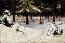 Kış, 1899