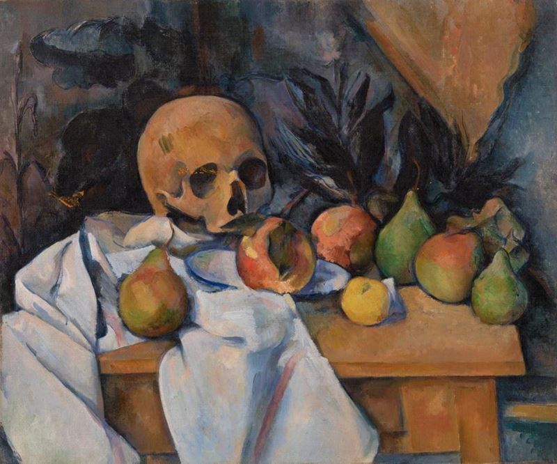 Picture for Still Life with Skull, 1896-1898