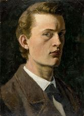 Show Self-Portrait, 1882 details