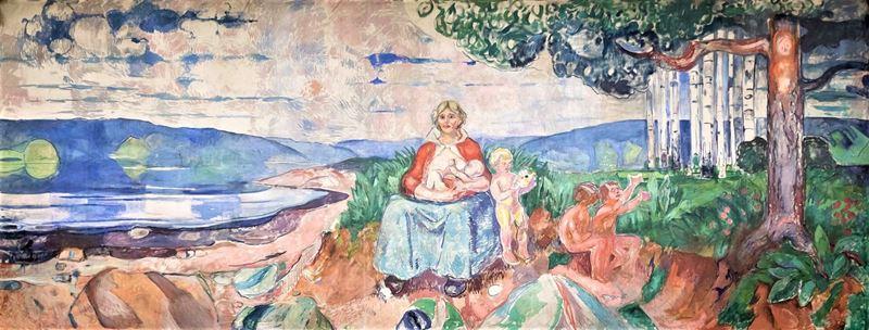 Alma Mater, 1911-1916 resmi