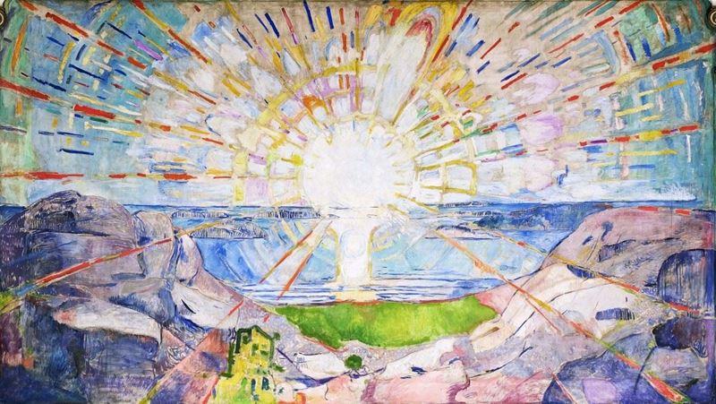 Güneş, 1911 resmi