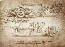 Tırpanlı Savaş Arabası, 1485 dolayları