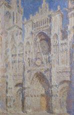 Rouen Katedrali, Portal (Güneş Işığı), 1894