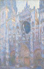 Rouen Katedrali, Batı Cephe, 1894
