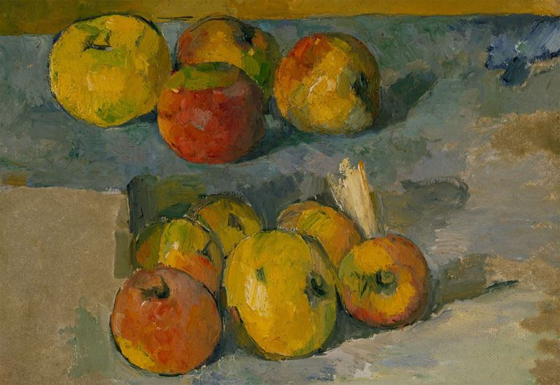 Picture for Apples, 1878-1879