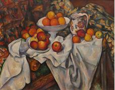 Show Apples and Oranges, c. 1899 details