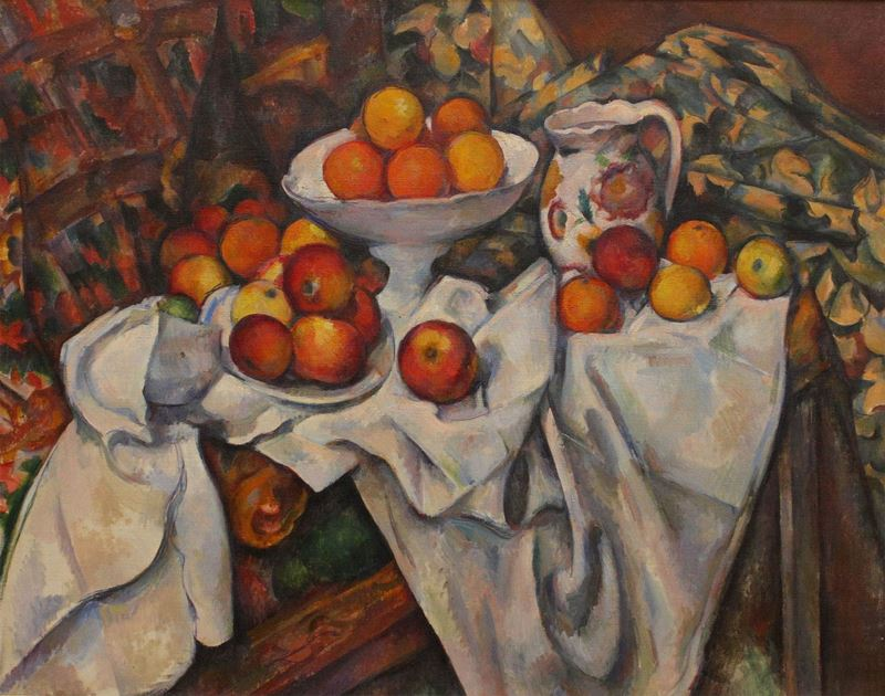 Picture for Apples and Oranges, c. 1899
