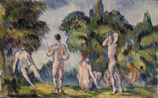 Show Bathers, 1890-1894 details
