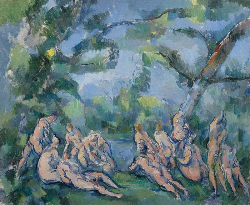 Picture for Bathers, 1899-1904