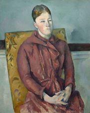 Show Madame Cézanne, 1893 details