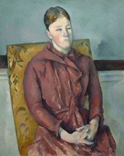 Madam Cézanne, 1893
