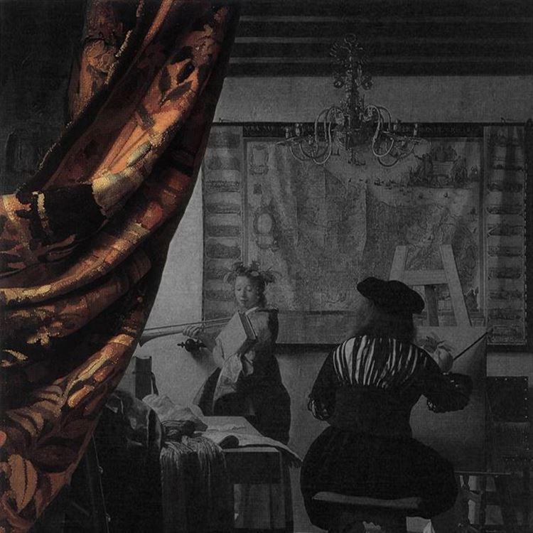 Resim Sanatı, 1666-1668 dolayları picture