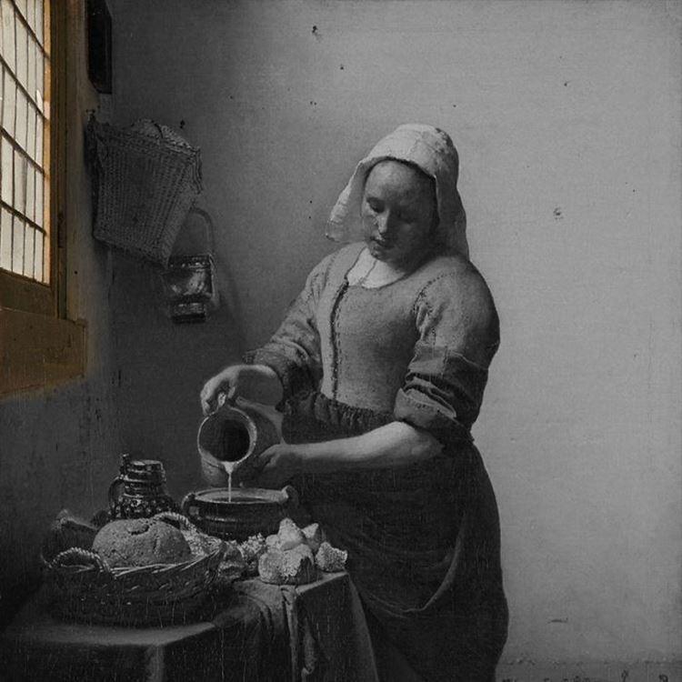 Sütçü Kız, 1660 dolayları picture